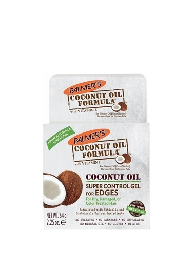 Palmers Palmer's Coconut Oil Super Control Gel For Edgee 64G Renksiz